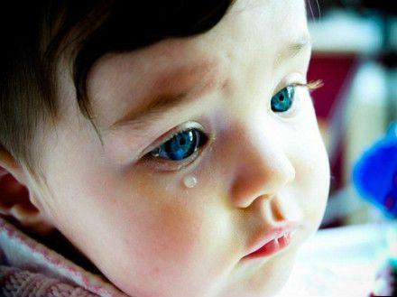 baby weetjes: tranen bij baby's